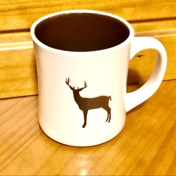 STARBUCKS 2008 Deer Mug